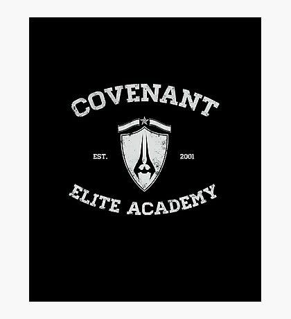Covenant Elite Academy Photographic Print