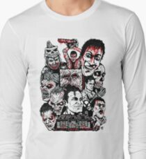 Evil Dead Trilogy Long Sleeve T-Shirt