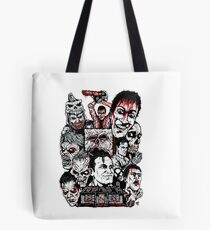 Evil Dead Trilogy Tote Bag