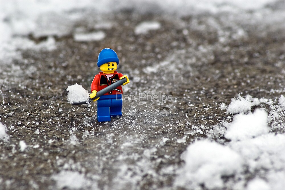 Epic Shoveling by Dan Phelps