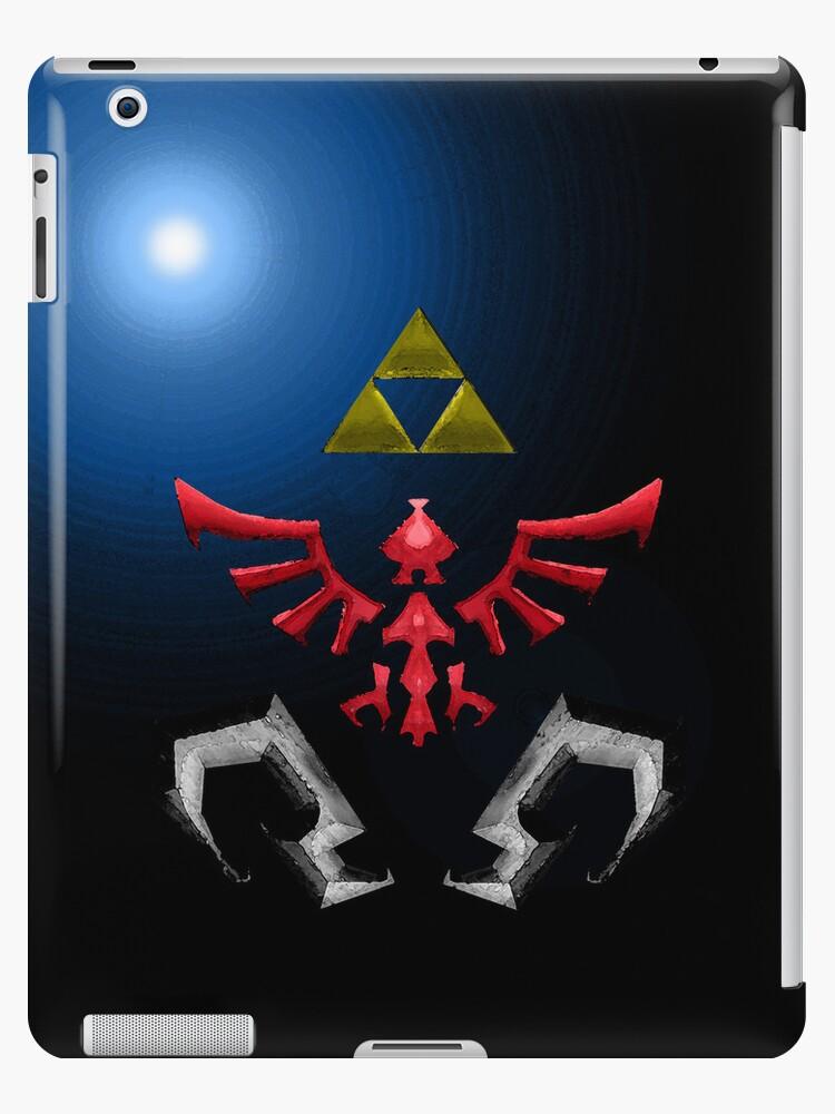 iPhone/iPad Shield- Hylian theme by Midna