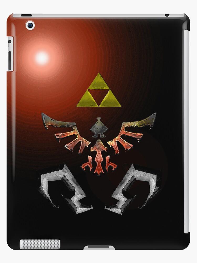 Skyward Sword iPhone/ iPad Shield- Demise's Burning theme by Midna