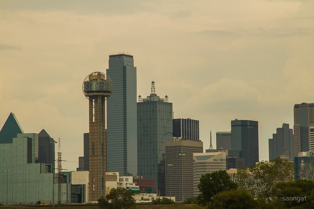 Dallas by sanngat