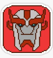 Pixel Ratchet [Prime] Sticker