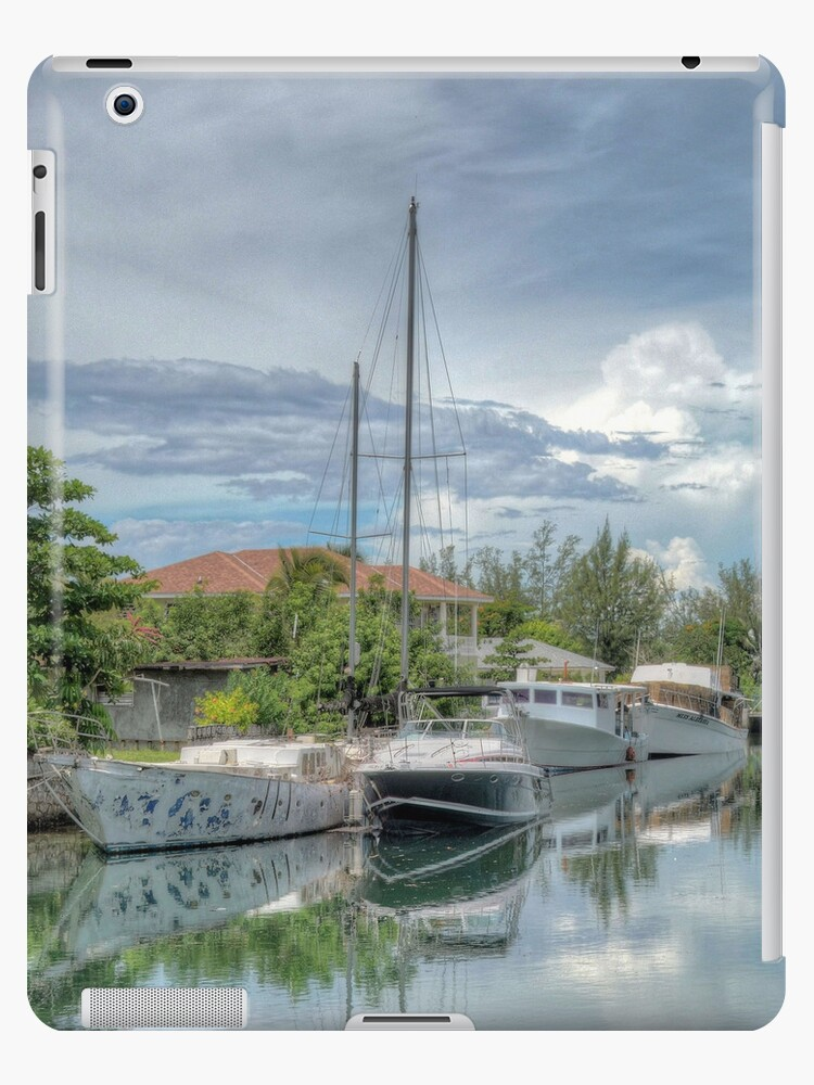 River Scenery | iPad Case by Jeremy Lavender Photography