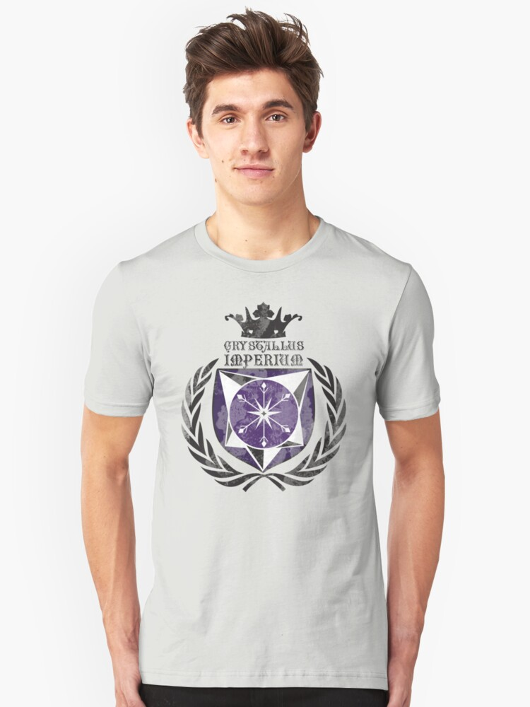 Crystal Empire Coat of Arms by Rachael Thomas