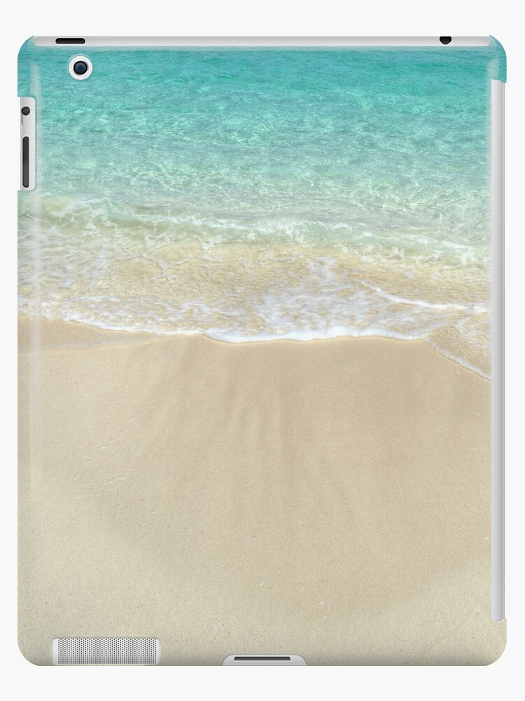 Caribbean Waters | iPad Case by Jeremy Lavender Photography
