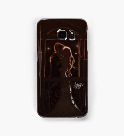 Black Out Samsung Galaxy Case/Skin