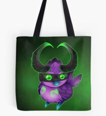 Demon Hunter Pepe Tote Bag