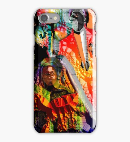 BARACK & MICHELLE2 iPhone Case/Skin