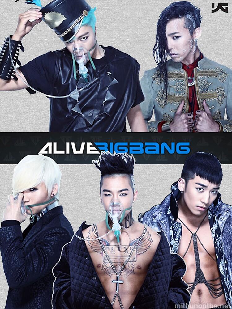 BIGBANG Alive by la456