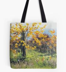 Vineyard Gold Tote Bag