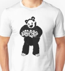 AAHIPHOP Love/Hate Bear Unisex T-Shirt