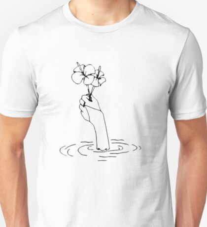 Lady of the Lake T Shirt (Outline) T-Shirt