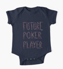 baby poker One Piece - Short Sleeve
