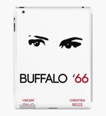 Buffalo '66 Alternate Film Poster iPad Case/Skin