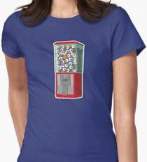 Eye Like Gumballs Women's Fitted T-Shirt