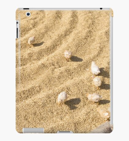 Chicks iPad Case/Skin