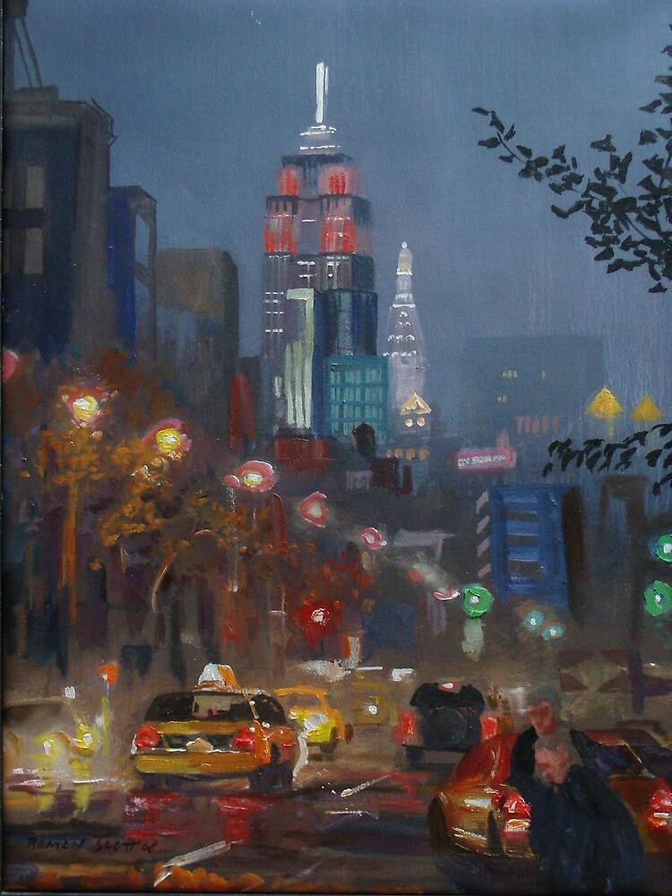 Bowery by Roman Scott