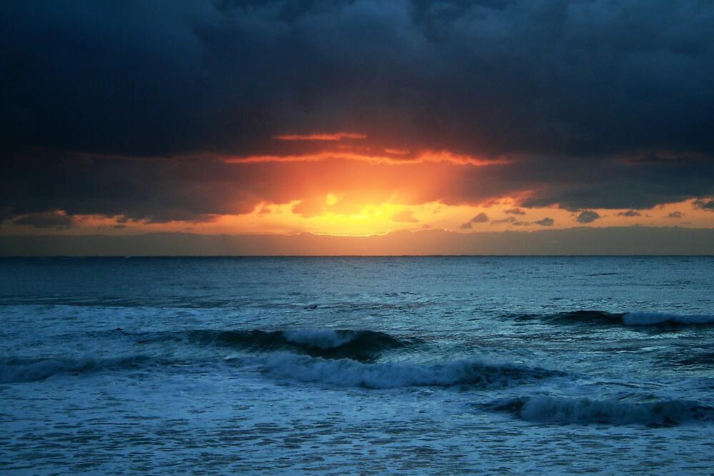 Cronulla Sunrise Oct 12 by Kezzarama