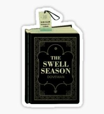 The Swell Season Sticker