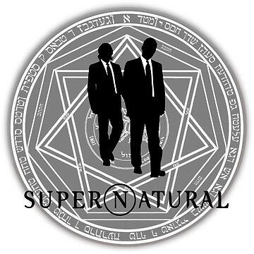 Supernatural Files by Raika