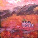 'Autumn Colours, Dolserau, Wales' by Martin Williamson (©cobbybrook)