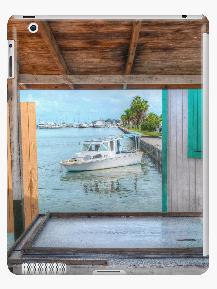 Through The Window   iPad Case by Jeremy Lavender Photography