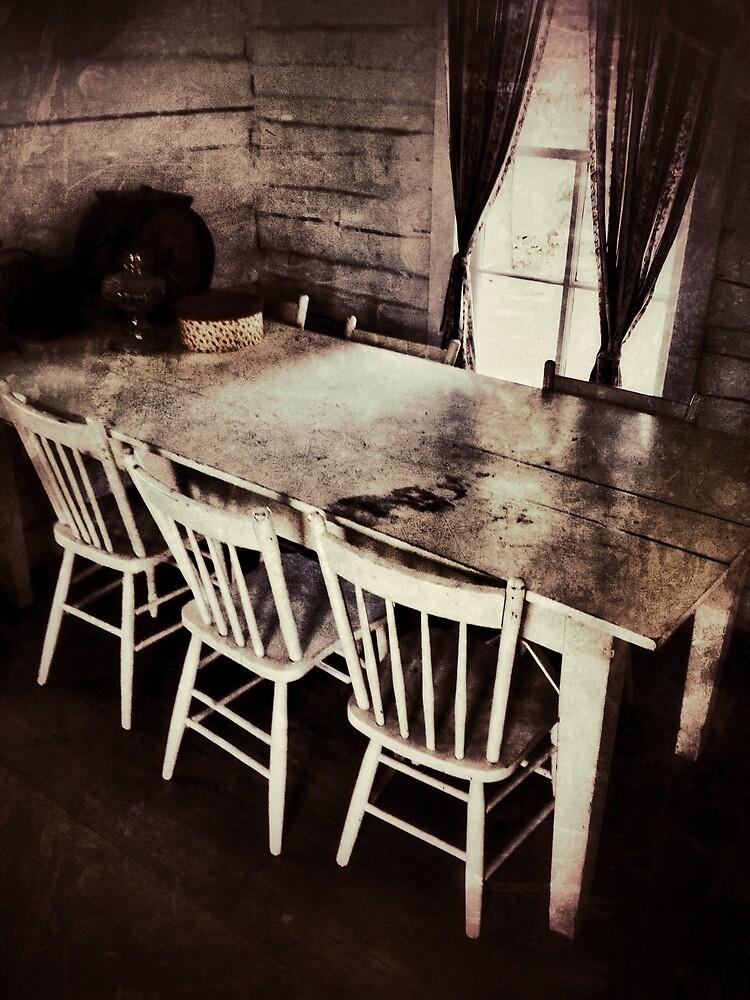 Dinner Table  by JerryCordeiro