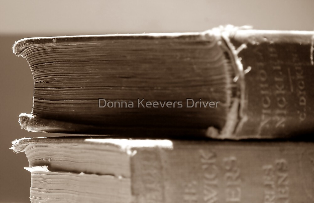 Read Between the Lines by Donna Keevers Driver