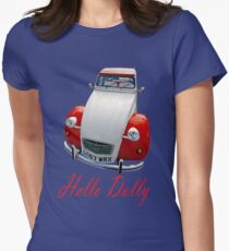 Hello Dolly Women's Fitted T-Shirt