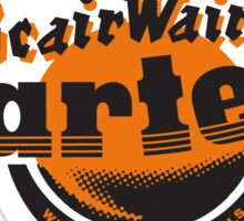 Dr. Martens ScairWair (With Bouncing Souls) Sticker