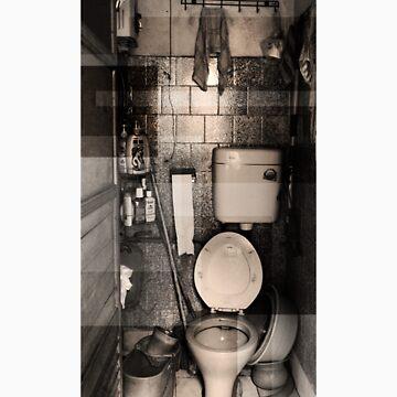 toilet by wupanda