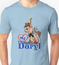 My Little Daryl Pony Unisex T-Shirt