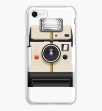 instant camera iPhone Case/Skin
