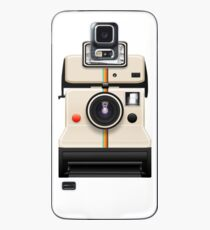 instant camera Case/Skin for Samsung Galaxy