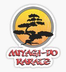 Miyagi-Do Karate Sticker