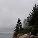 bass harbor lighthouse by Paul Simms