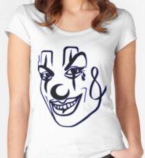 RieKash Clown Women's Fitted Scoop T-Shirt
