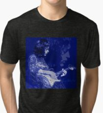 RORY GALLAGHER BLUESMAN Tri-blend T-Shirt