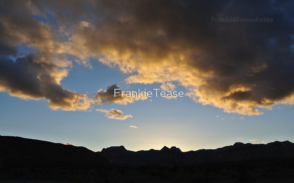 Nevada November Skies 8 by FrankieTease