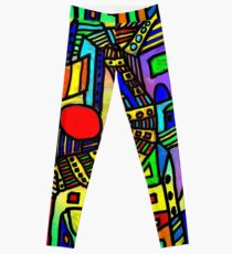 The Urban Scene Leggings
