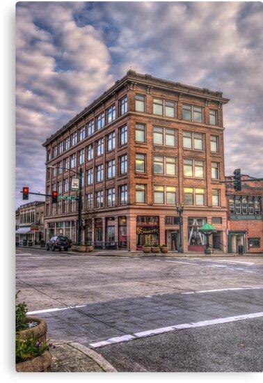 Commerce Building by Steve Walser