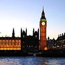 BIG BEN-London. by joshuatree2