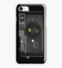 classic rangefinder camera i4 iPhone Case/Skin