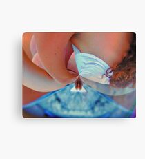 the curves of women  7 Canvas Print