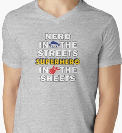 Nerd in the Streets T-Shirt