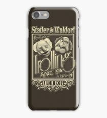Grandfathers of Troll iPhone Case/Skin