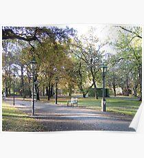 Berlin Park Poster