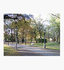 Berlin Park Photographic Print